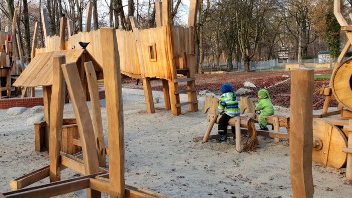 Pferdekutsche Stadtpark Erding