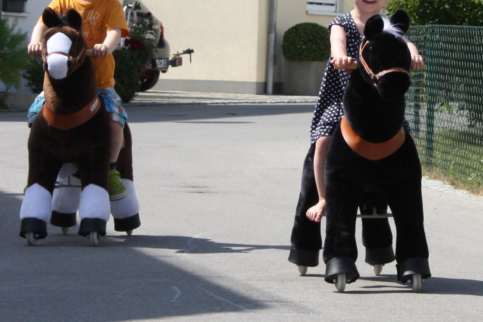 1adc4d144c10bb Beim nächsten Kindergeburtstag feierten bei uns die Pony-Cycle-Pferde mit.  Die Kinder hatten einen riesen Spaß auf den Pferden auf Rädern um die Wette  zu ...
