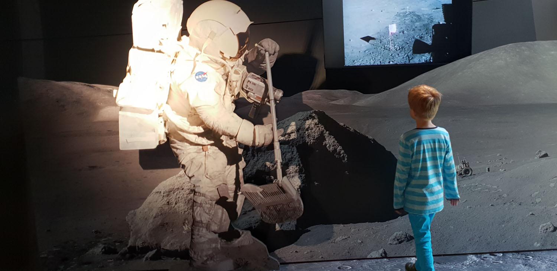 Mond Astronaut