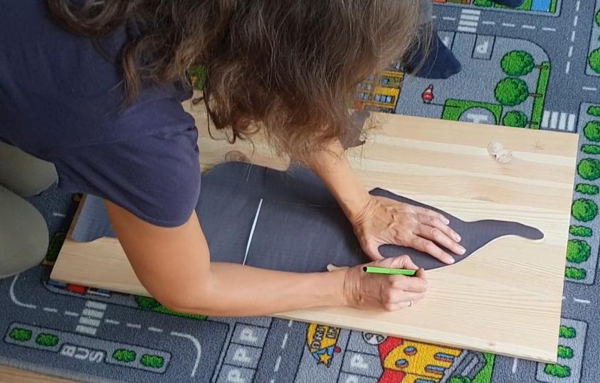 14cf8de523 DIY: Wir basteln einen Zwerg aus Holz + Vorwerk Twercs Gewinnspiel