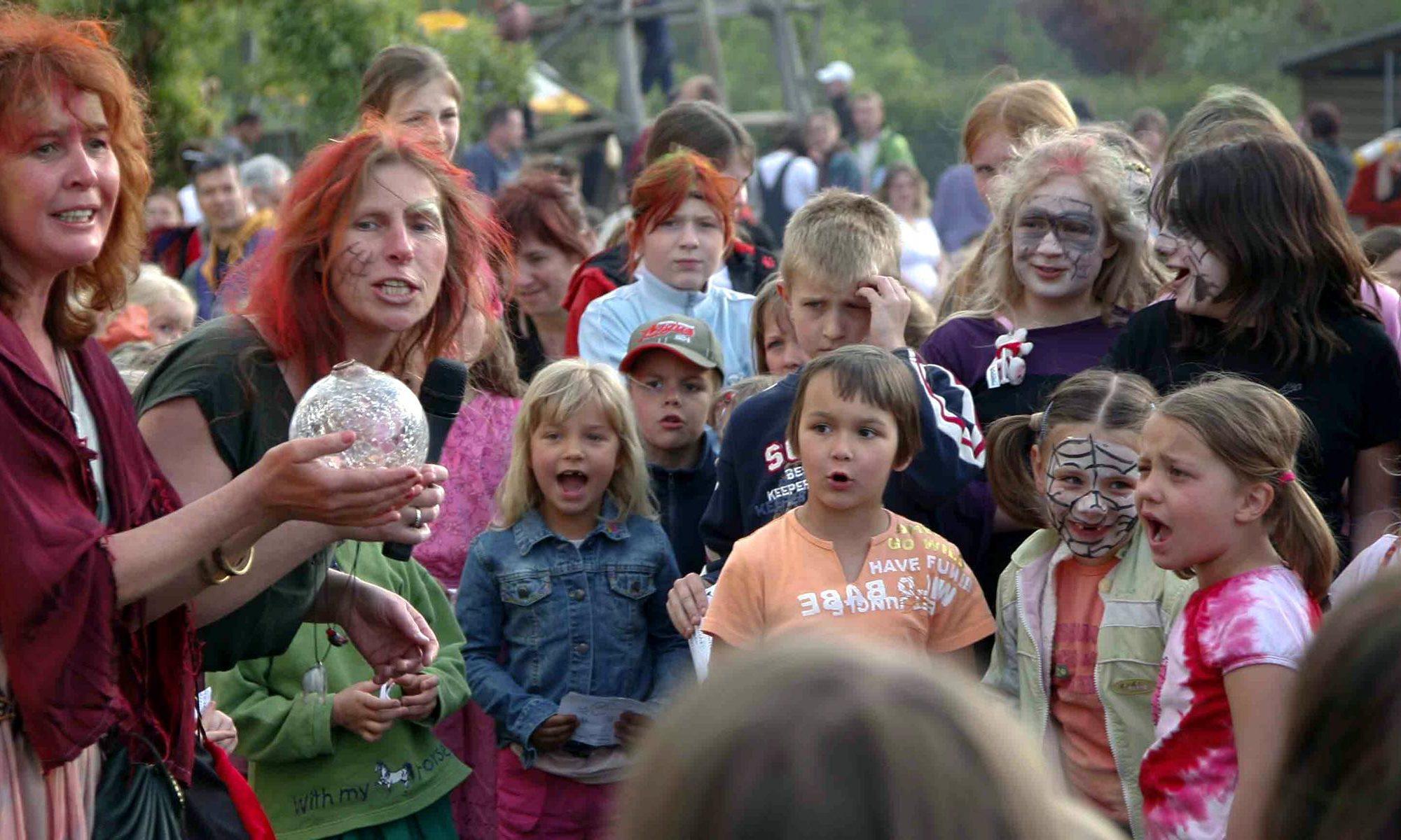 Die Schönsten Halloween Kinder Partys Ich Spring Im Dreieck